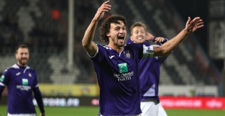 'Anderlecht voert 'veel lastigere' onderhandelingen over Sandler'
