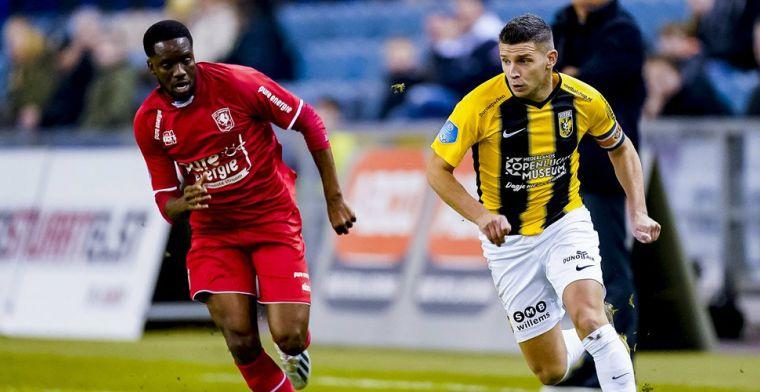 Linssen 'goede match' met Feyenoord: 'Dat zijn vijftig goals'