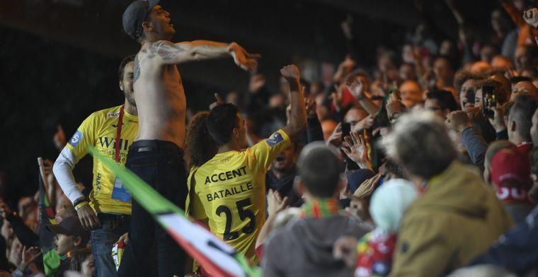 OFFICIEEL: KV Oostende neemt afscheid van spits: 'Uitstekende mentaliteit'