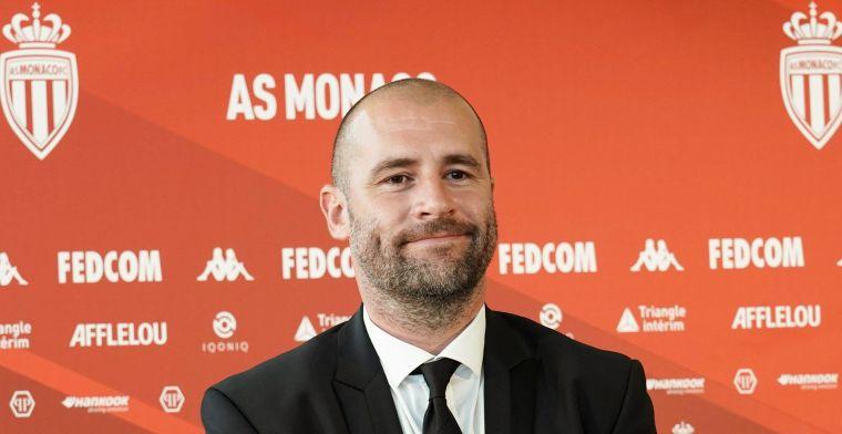 Mitchell over project bij Cercle Brugge: Even belangrijk als dat hier in Monaco