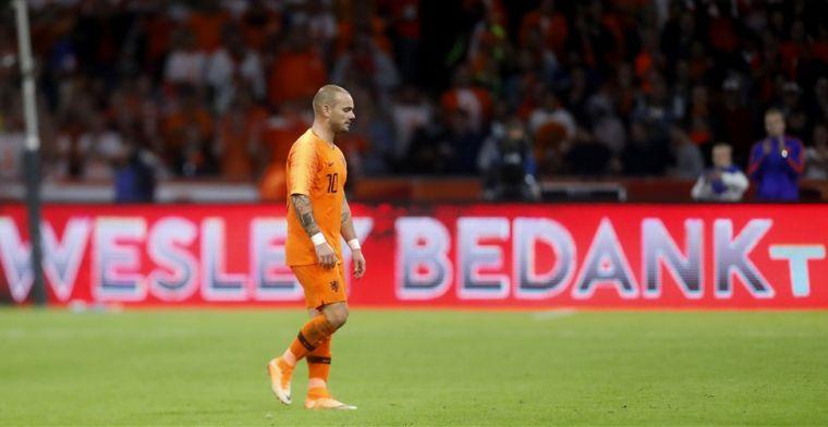 Sneijder-poging 'desastreus voor Eredivisie': 'Twijfel aan hun capaciteiten'