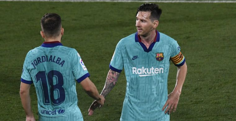 Barcelona-voorzitter Bartomeu spreekt zich uit over toekomst van Messi