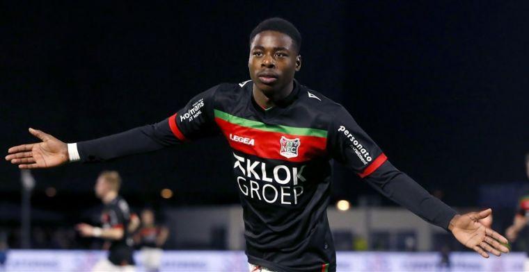 'Musaba krijgt nog geen kans bij AS Monaco en wordt direct verhuurd'