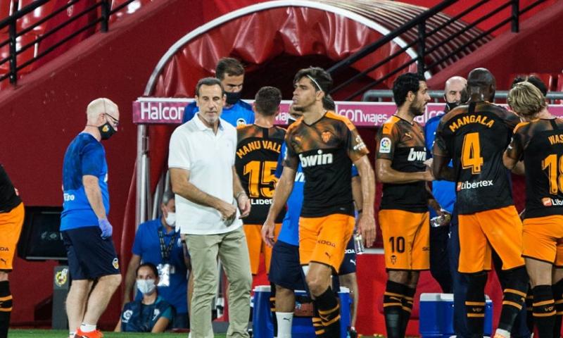 Afbeelding: Wondergoal nekt Atlético Madrid, Cillessen-loos Valencia wint eindelijk eens