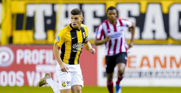 Fraser wijst Linssen op Feyenoord-risico: 'In De Kuip kan dat niet'