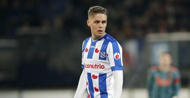 Veerman krijgt aanbieding van Heerenveen: 'Ze gaan niet opeens meer vragen'