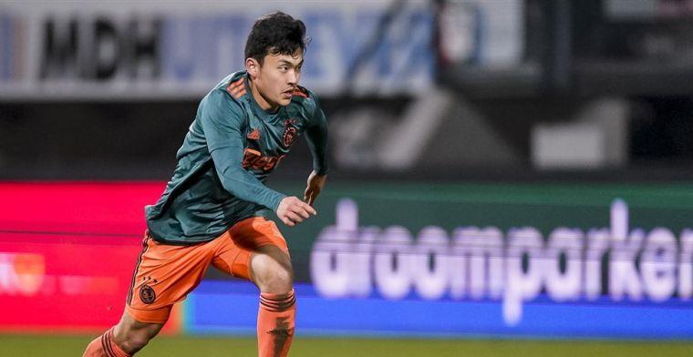 Cambuur doet transferzaken met Ajax: Al langer bij ons op de radar