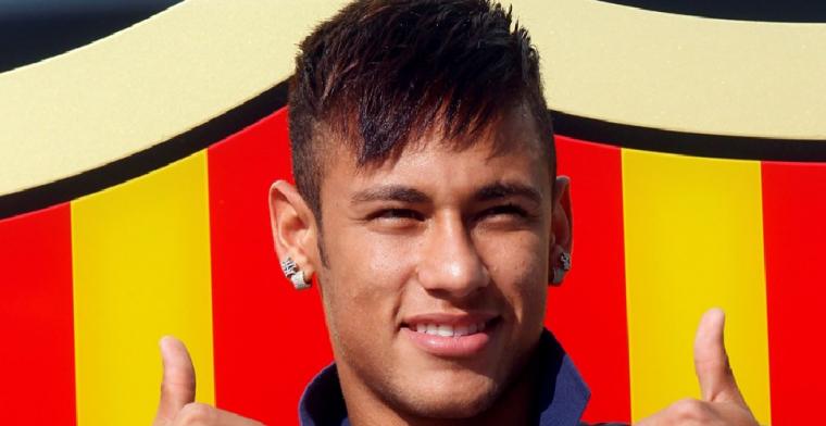Barcelona kan opgelucht ademhalen en hoeft geen 61 miljoen te betalen aan Santos