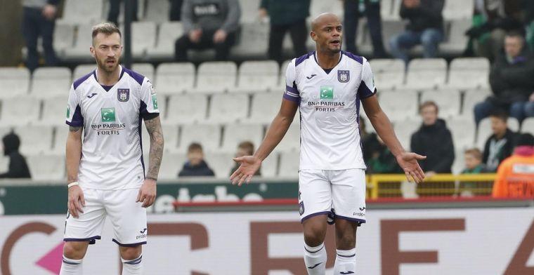 Kompany gaat uitdaging aan met Anderlecht: Met alles wat ik heb