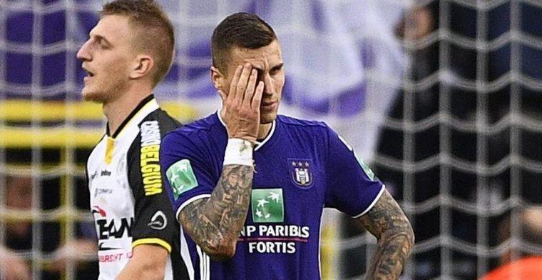 'Vranjes mag hopen op een nieuwe kans bij RSC Anderlecht'