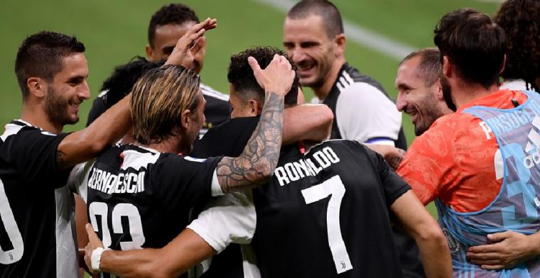 AC Milan geeft lamgeslagen Juventus in zes minuten tijd flink pak slaag