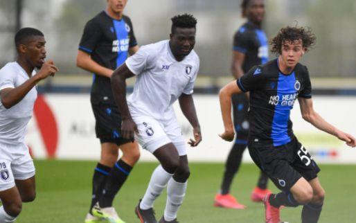 Afbeelding: Blunders in eerste helft zorgen voor gelijkspel Club Brugge en Beerschot