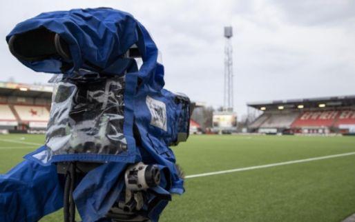 Eredivisie maakt speelschema voor 'comeback' bekend: oefenduels live op FOX