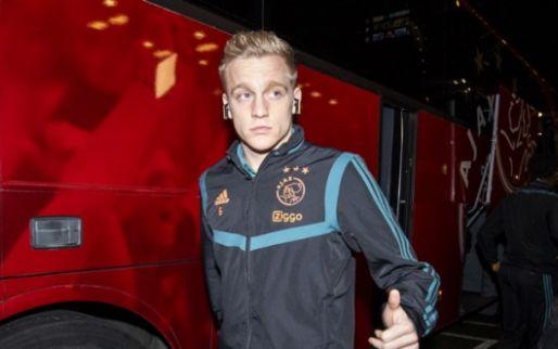 'Real heeft tegen Van de Beek gezegd: je mag een andere club zoeken'