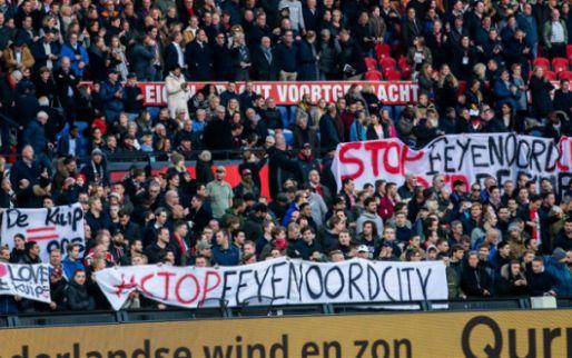 Gemeente Rotterdam wil niet nóg meer investeren in Feyenoord City: 'This is it'