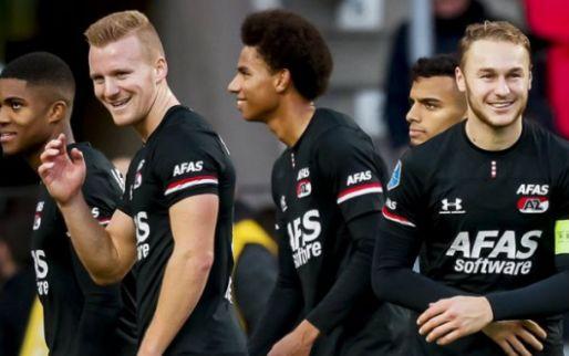 'Ajax is niet echt gelukkig met aankopen. AZ is kampioenskandidaat nummer één'