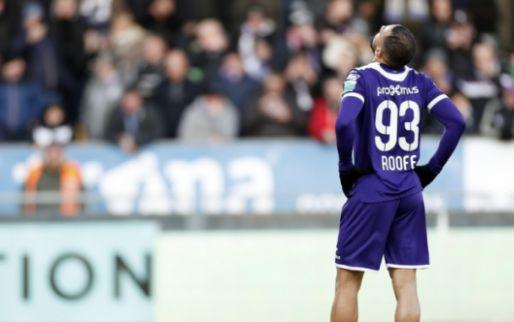 'Anderlecht ziet Colassin doorbreken, Roofe mag vertrekken'