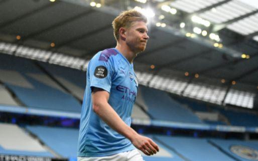 Prestaties De Bruyne gaan wereld rond: 'De beste in de Premier League'