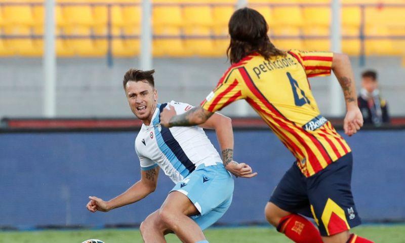 Afbeelding: Geen 'Suárez-straf' voor Patric: Lazio-verdediger mist vier duels vanwege bijten