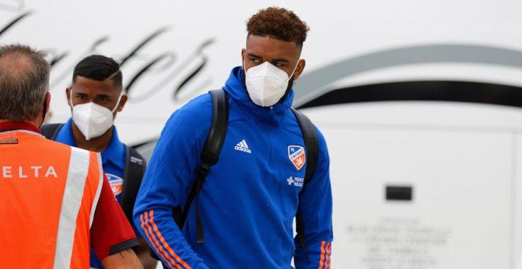 Flinke tegenvaller voor Stam: Locadia lijkt MLS is Back Tournament te missen