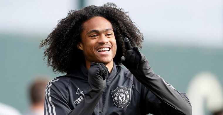 Manchester United-jonkie hoopt verhuur: 'We geloven dat hij hier toekomst heeft'
