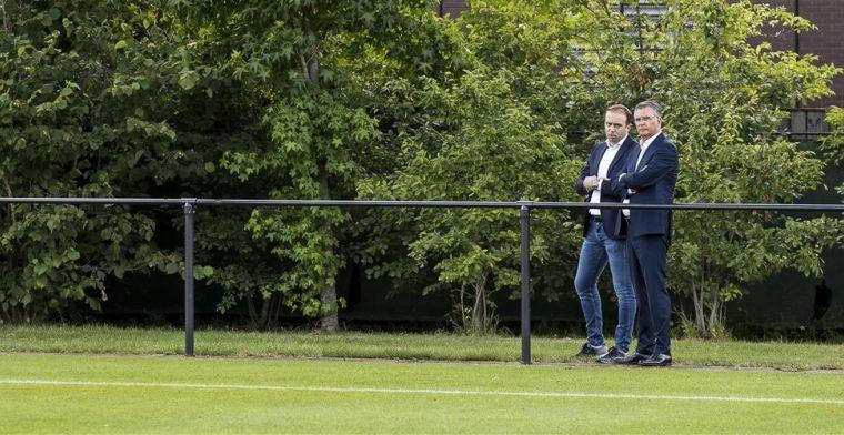 Van Geel vergroot budget Willem II: Niet elke speler hoeft geld op te leveren