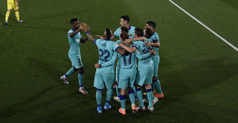 ''Intransferible' Barça-lijstje van 3 naar 7: kou met Griezmann uit de lucht'