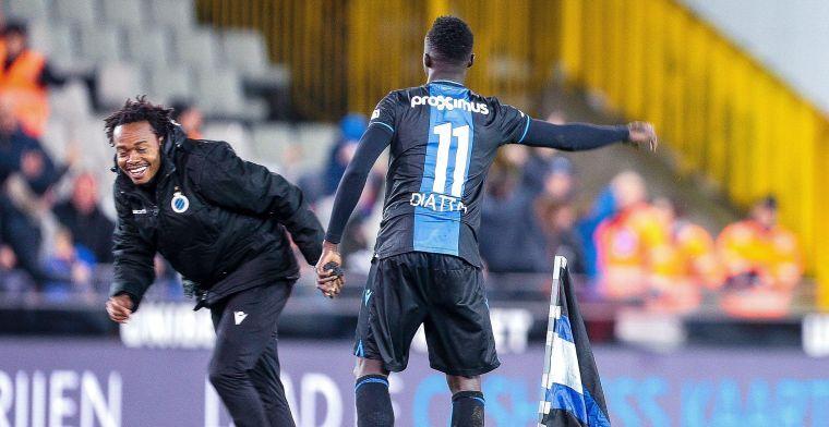 Zware druk op speler van Club Brugge: Hij is de hoop van de natie