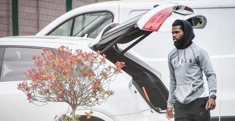 Opvallend verhaal uit België: Anderlecht-back al weken vermist