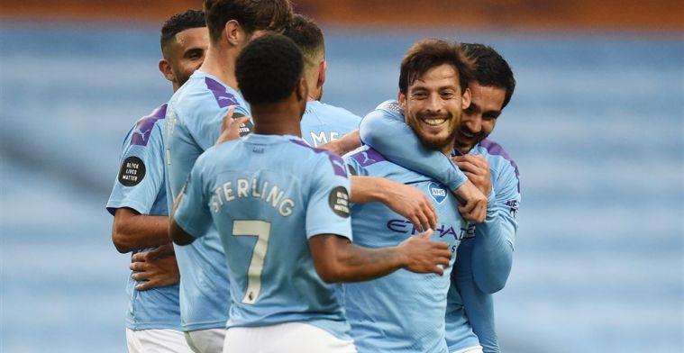Manchester City geeft visitekaartje af en rolt Newcastle op met klinkende cijfers
