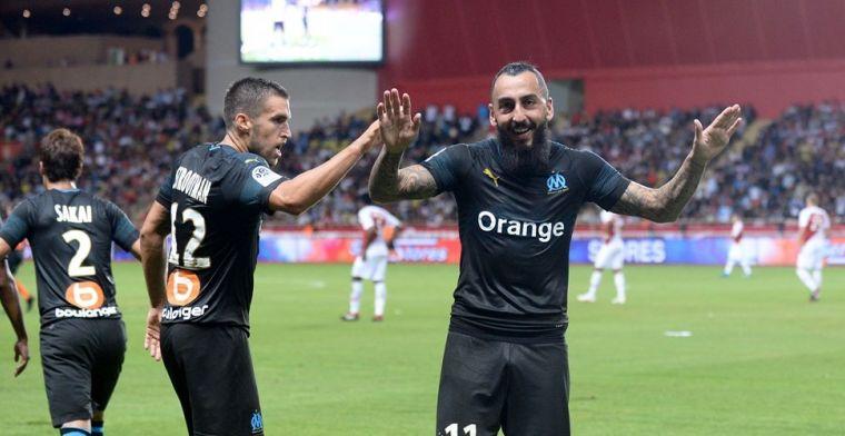 'Marseille wil van Mitroglou en Strootman af: gratis vertrek een optie'