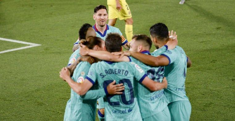 'Barcelona baalt van defect en dreigt Nike voor de rechter te slepen'