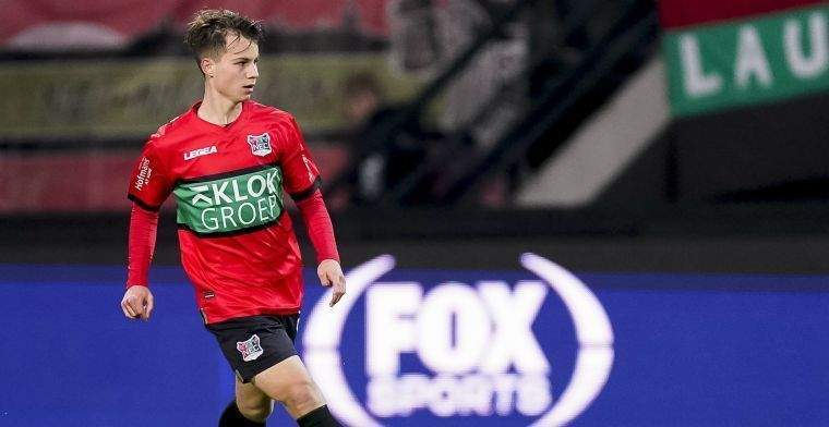 NEC heeft heugelijk nieuws: Proper verlengt 'ondanks interesse Ajax en PSV'