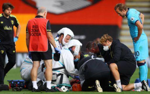 Afbeelding: Mogelijk zware blessure Smith overschaduwt oersaaie editie Bournemouth-Spurs