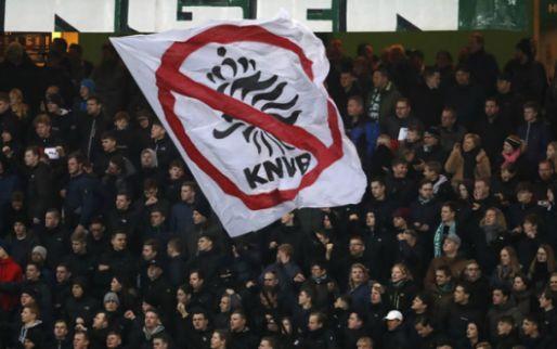 Afbeelding: Nieuwe maatregelen KNVB: alleen fans thuisspelende ploegen welkom in stadions