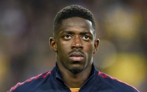 Afbeelding: 'Barça wordt mogelijk verlost van Dembélé: Fransman plan B voor United'
