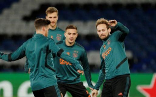 Nieuwe Ajax-shirt lijkt te zijn gelekt: zwarte elementen geschrapt