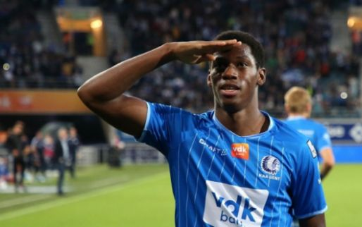 'AA Gent is zeer kieskeurig en vindt David niet bij Ajax passen'
