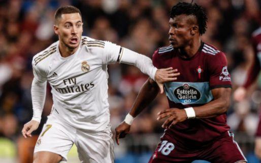 Afbeelding: Zidane heeft heuglijk nieuws: Hazard keert terug in Real-selectie na blessure