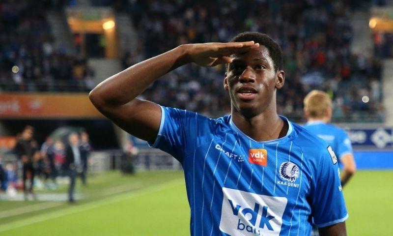 Afbeelding: 'AA Gent is zeer kieskeurig en vindt David niet bij Ajax passen'