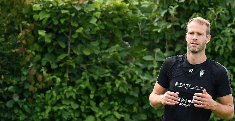 'Transfervrije Blondelle maakt een nieuwe start in Eerste Klasse B'