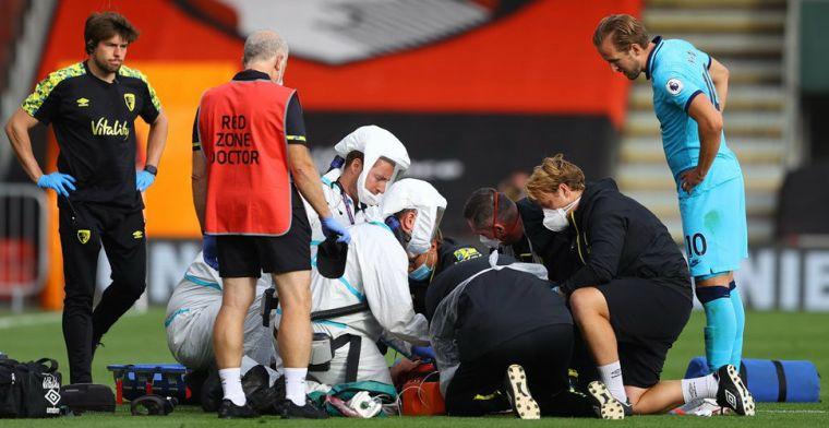 Mogelijk zware blessure Smith overschaduwt oersaaie editie Bournemouth-Spurs