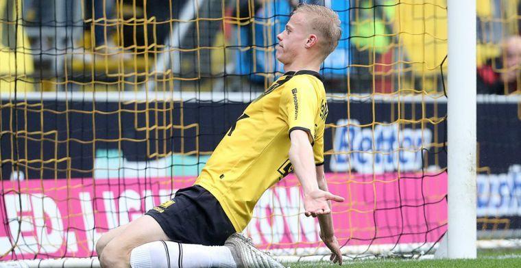 'NAC Breda al ruim een maand akkoord met AS Monaco, nu radiostilte'
