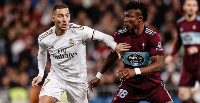 Zidane heeft heuglijk nieuws: Hazard keert terug in Real-selectie na blessure