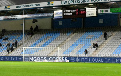 Afbeelding: Jong Oranje komende interlands niet op Vijverberg: team trekt verder het land in