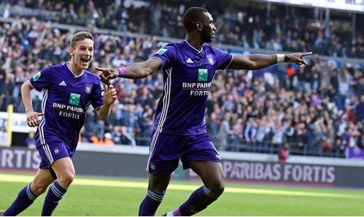 Bolasie genoot van zijn periode bij Anderlecht: 'Mijn tijd daar was geweldig'