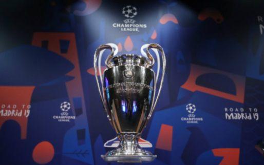 LIVE: loting kwartfinales én halve finales in de Champions League (gesloten)