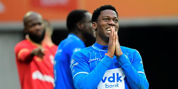 Update: 'KAA Gent verhoogt bod op gegeerde spits naar zes miljoen euro'
