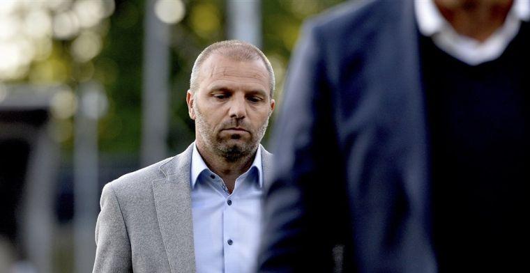 Gele rook in Breda: Steijn aangesteld als nieuwe trainer van NAC