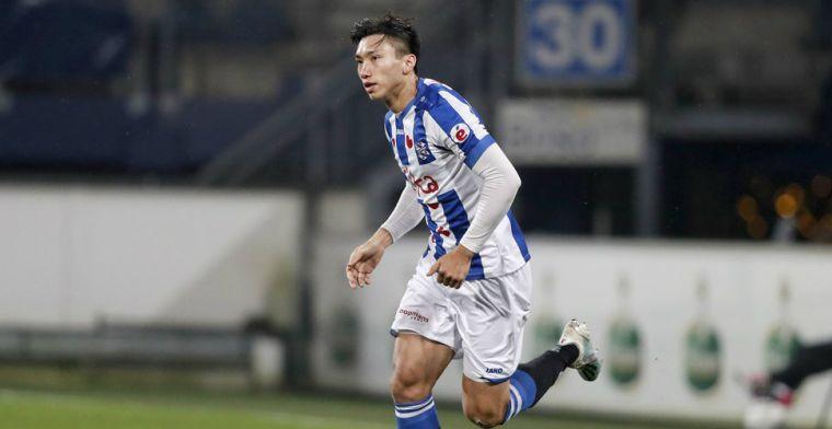 Update: Heerenveen zwaait Van Hau uit: 'We moeten als club prioriteiten stellen'